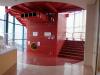 原色の階段